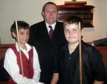 Welsh Snooker Under 14's Plate